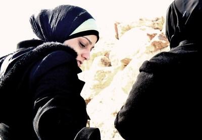 アラブの女